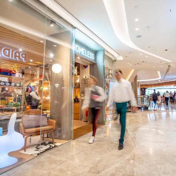 Hysan - Retail Portfolio